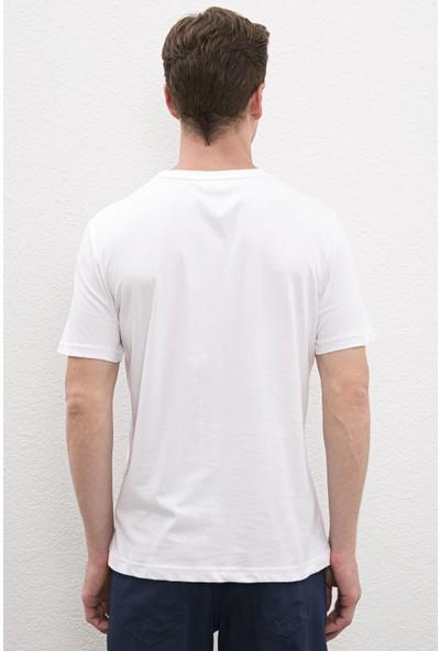 U.S. Polo Assn. Erkek T-Shirt 50219173-VR013