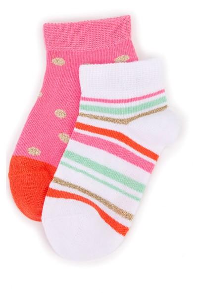 U.S. Polo Assn. Kız Çocuk Çorap 50222552-VR013