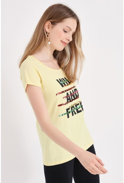 Home Store Kadın T-Shirt 20250819052