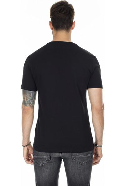 Buratti Basic Bisiklet Yaka Slim Fit 2 Pack T-Shirt Erkek T-Shirt 5722512O2