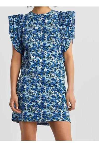 Simple Stories Çiçekli Elbise