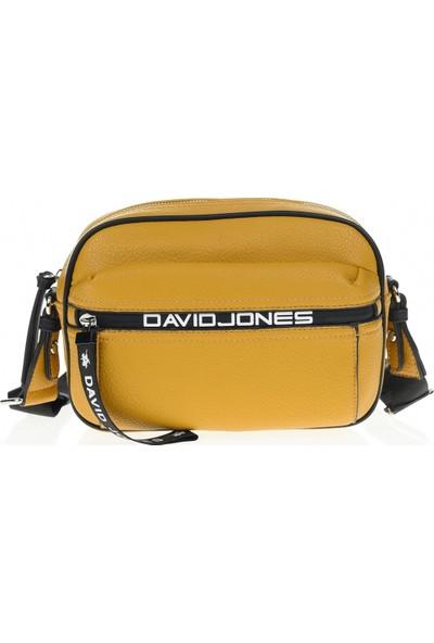 David Jones Kadın Askılı Çanta Sarı