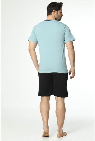 Akbeniz Erkek 3'lü Pijama Takım 6539