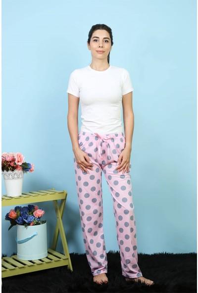 Akbeniz Kadın Tek Alt Pijama 27149