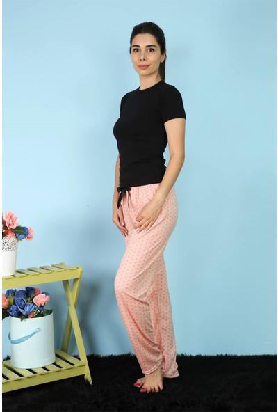 Akbeniz Kadın Tek Alt Pijama 27153