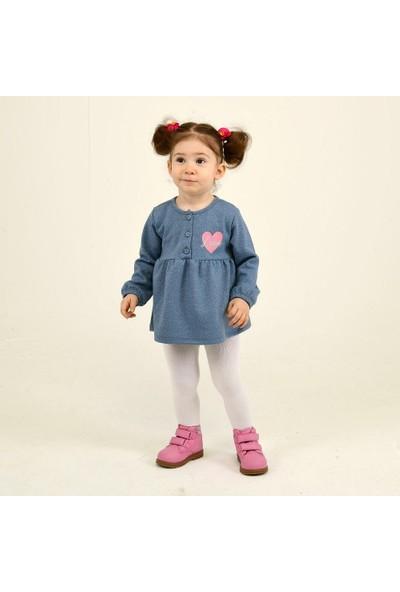 Dinofor Vulcanodon Kız Çocuk Bluz BLUZDNFR201912001