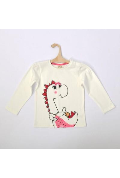 Dinofor Spinops Kız Sweatshirt