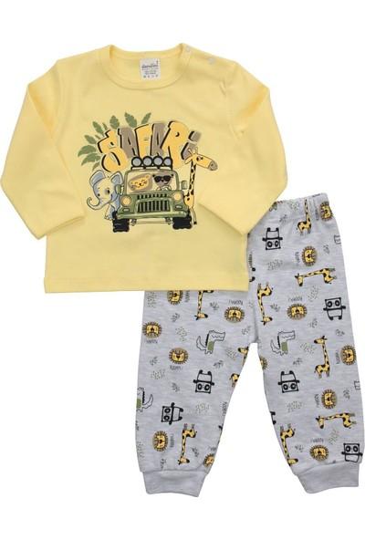 Dandini Safari Erkek Bebek Pijama Takım
