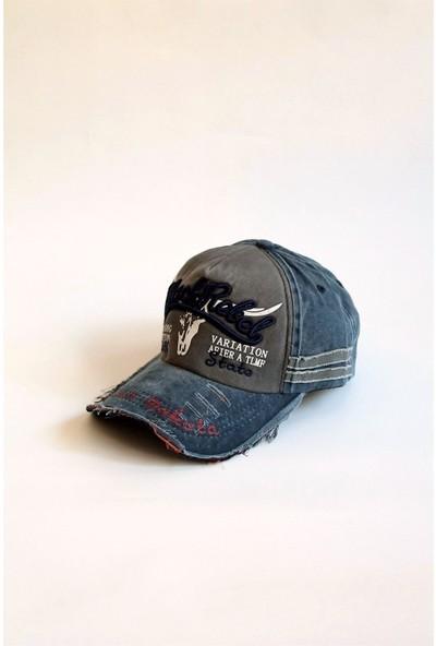 Black Rebel Cap Şapka