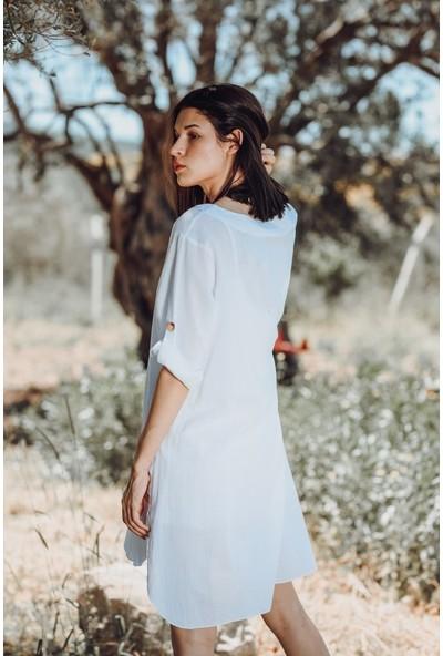 Blanca Surya Pamuk Tunik