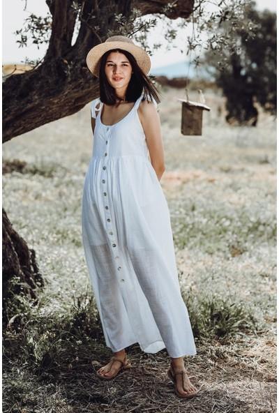 Blanca Vırgın Posıtano Elbise