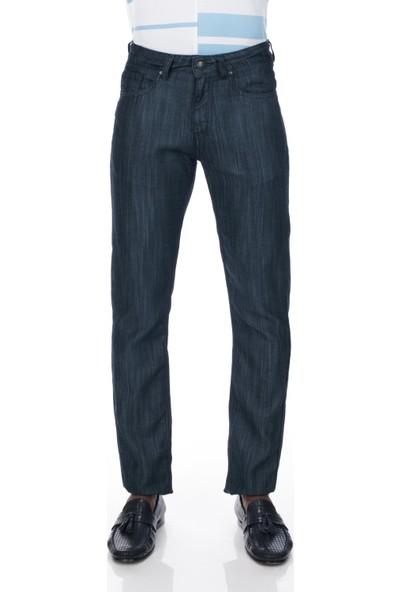 Galvanni Erkek Lacivert Jeans - Razgrad