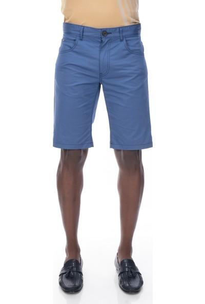 Galvanni Erkek Mavi Şort & Bermuda - Vıd