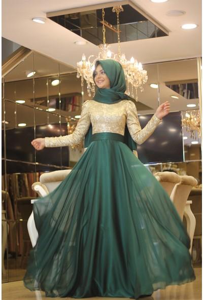 Pınar Şems Meyra Abiye Zümrüt