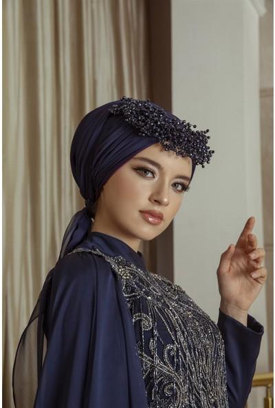 Pınar Şems Miray Abiye Lacivert