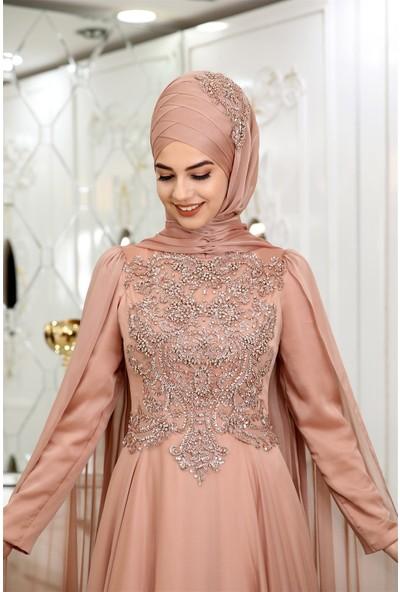 Pınar Şems Beste Abiye Bakır