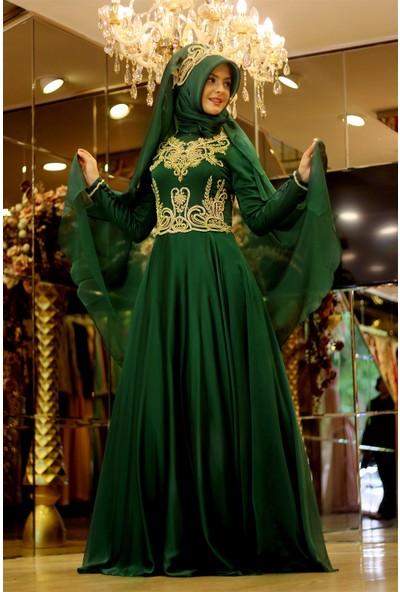 Pınar Şems Sahra Abiye Zümrüt