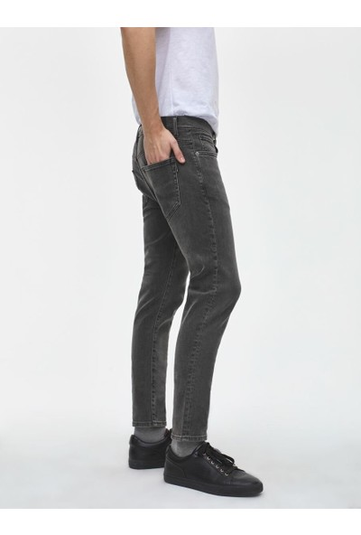 Ltb Jerard Grey Chat Wash Erkek Jeans