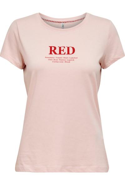 Only Ava Lıfe Kadın Tişört