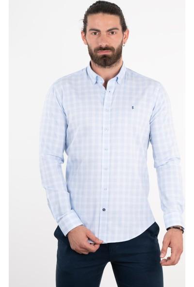 Sabri Özel Kareli Gömlek