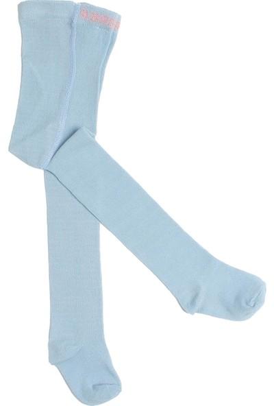 İlbaş Pamuklu 3 Adet Düz Erkek Bebek Külotlu Çorap