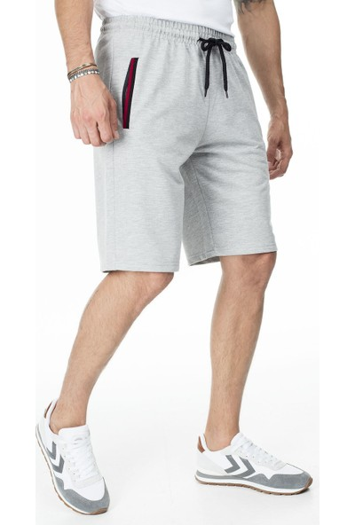 Buratti Belden Bağlamalı Slim Fit Short Erkek Short 1596016