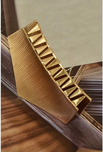 My Konsept Gold Tasarım Mandal Toka