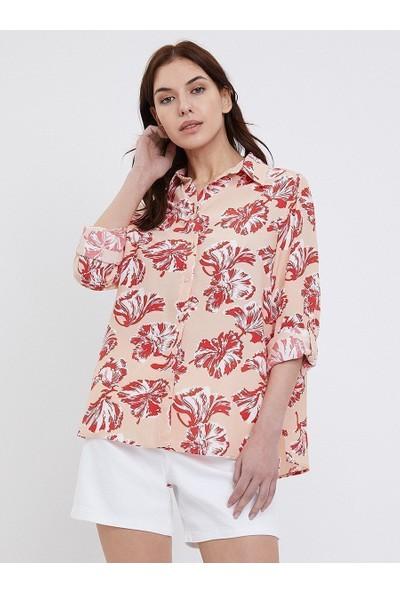 Loft Kadın Gömlek 2023197