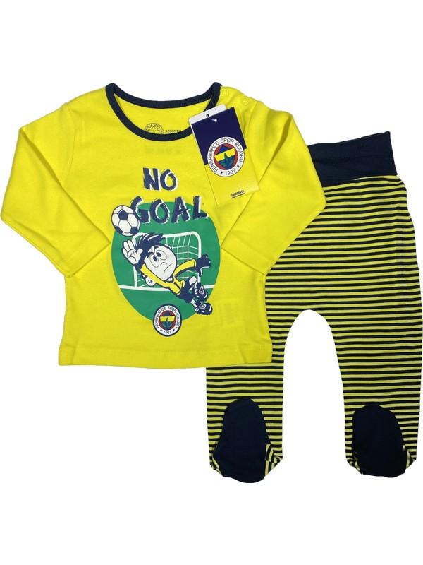 Fenerium Fenerbahçe Bebek Alt Üst Takım - FB1224
