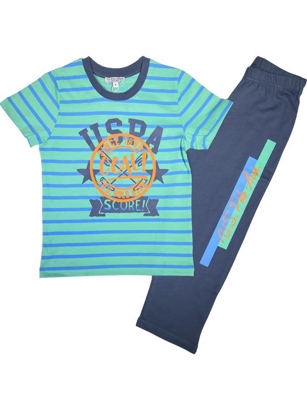 U.S. Polo Assn. Erkek Çocuk T-Shirt Takım - US2749