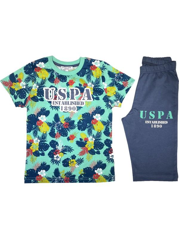 U.S. Polo Assn. Erkek Çocuk T-Shirt Takım - US2751