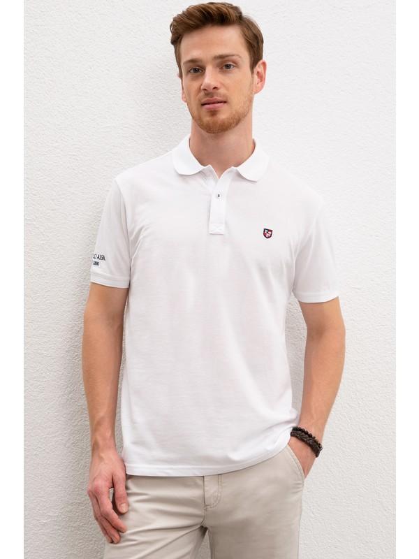 U.S.Polo Assn. Erkek T-Shirt Basic 50218822-VR013