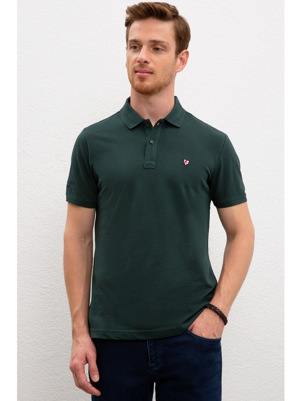 U.S.Polo Assn. Erkek T-Shirt Basic 50218822-YS0797