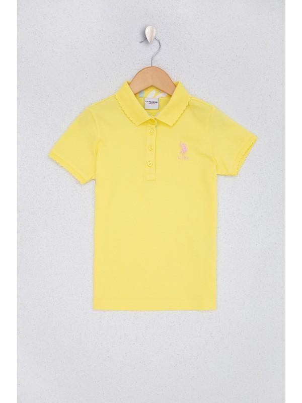 U.S. Polo Assn. Kız Çocuk T-Shirt