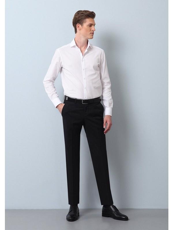 Ramsey Düz Kumaş Pantolon