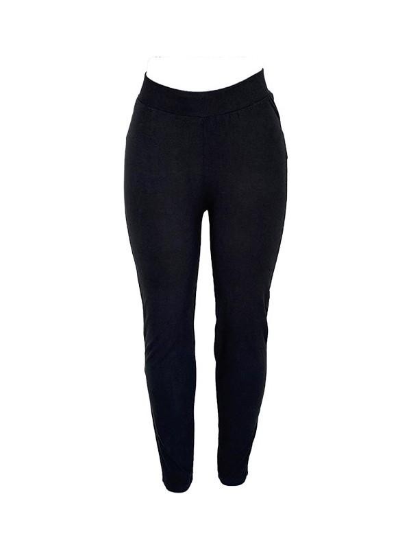 Fit And Size Kadın Bambu Relax(Rahat) Pantolon