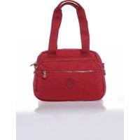 Smart Bags SMB1116-0021 Bordo Kadın Çapraz Çanta