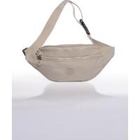 Smart Bags SMB3030-0003 Bej Kadın Bel Çantası