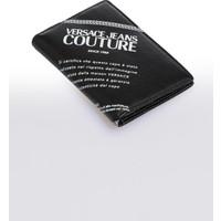 Versace J. Couture E3 Yzapa7 Siyah Erkek Kartlık