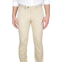 Middleist Düz Regular Fit Pantolon Bej