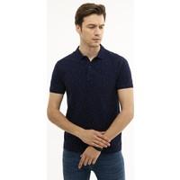 Pierre Cardin Lacivert Slim Fit T-Shirt 50226635-VR033