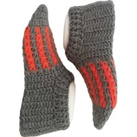 Nuh Home El Yapımı Kadın Patik Çorap
