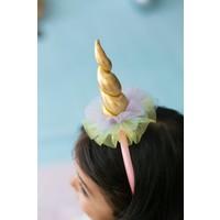 Pixy Love Dore Kız Çocuk Taç Unicorn