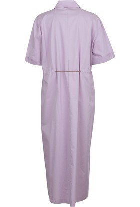 Bize Fashion 2370 Kadın Elbise Lila