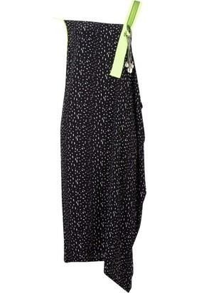 Bize Fashion 2429 Kadın Elbise Siyah