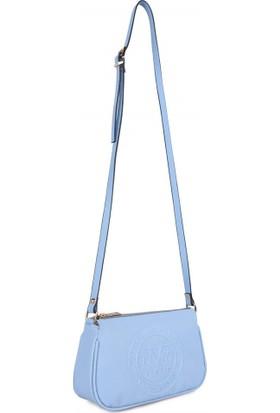 19V69 Italia 1978 Mavi Kadın Çapraz Çanta