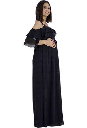 Entarim Baby Shower Hamile Elbise