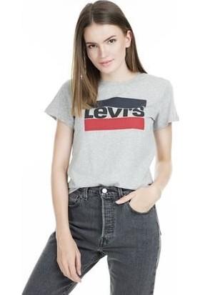 Levi'S Perfect Tee Sportswear Logo