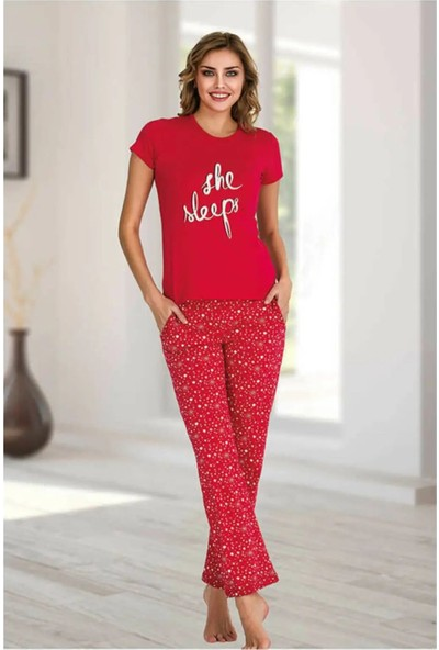 Berland 3125 Kadın Pijama Takımı