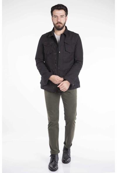Markapia Denim Ceket Siyah S